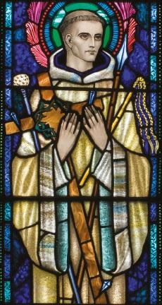 Saint Bernard Saint of the Month 20th August